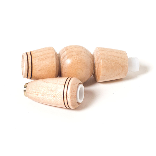 Mason Tymber Hose Natural Maple Wood Mouthpiece
