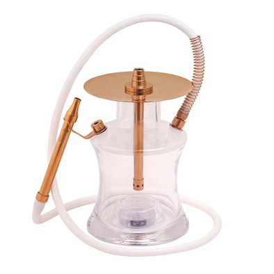 Oduman N2 Glass Hookah Gold Edition