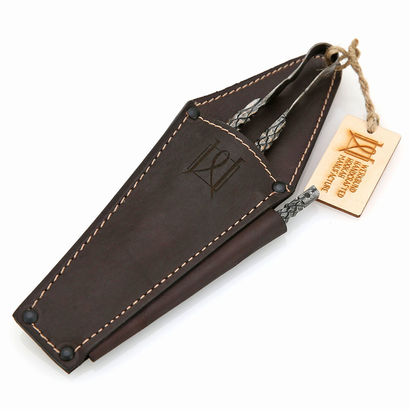 Maverick Tong & Hole Poker Genuine Leather Holster
