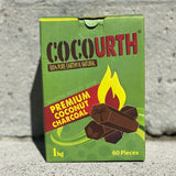Hexagon Hookah Coals by Cocourth