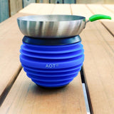 Apple On Top Hookah Bowl (AOT) - Blue