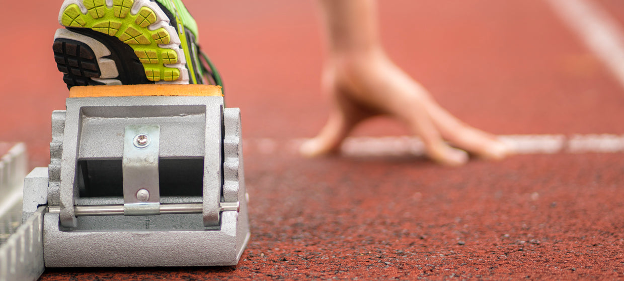 Video:  How to choose starting blocks