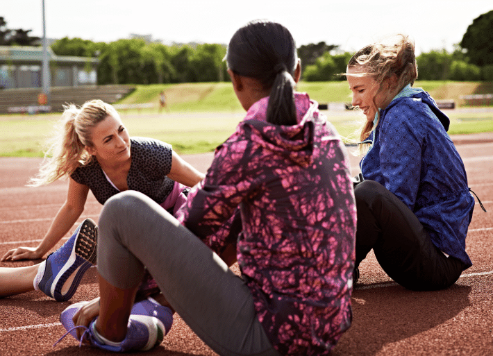 Mental health in athletics | Support for Coaches