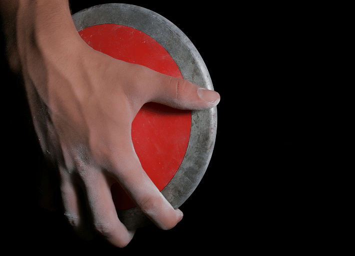Which grip product is best for discus throw?