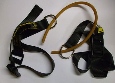 sprint cadence training harness twin belts