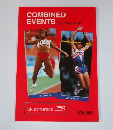 Book Combined Events written by David Lease