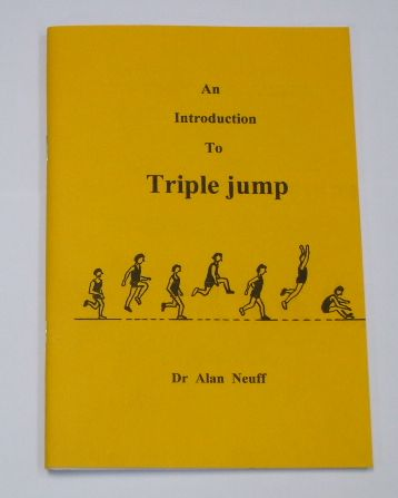 Book Introduction to Triple Jump written by Dr Alan Neuff