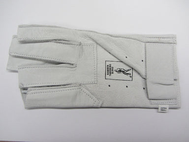 Hammer throwing glove