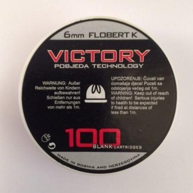 Blank Ammunition - 0.22 - Victory - long or short
