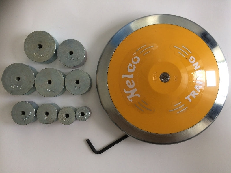 Adjustable Training Discus