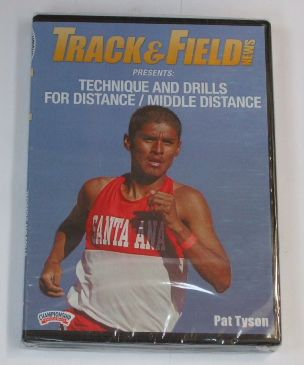Technique and Drills for Distance/Middle Distance DVD