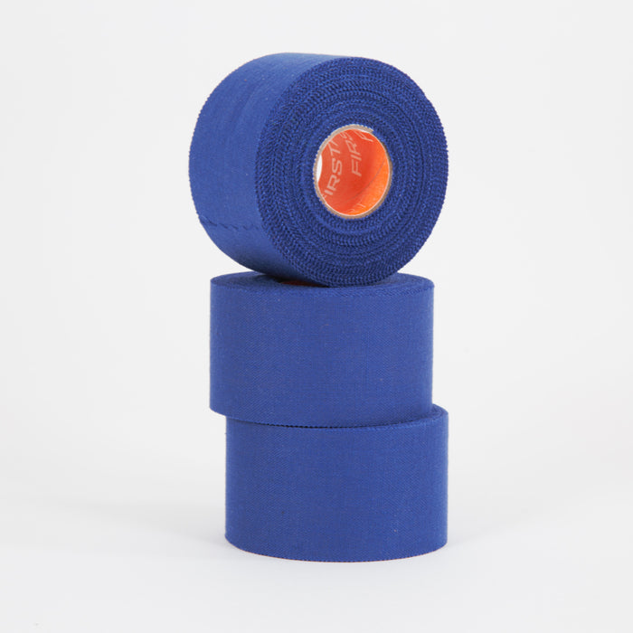Blue cloth grip tape