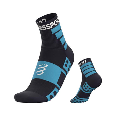CompresSport Training Socks Blue Black