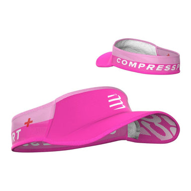 CompresSport Ultralight Visor Pink