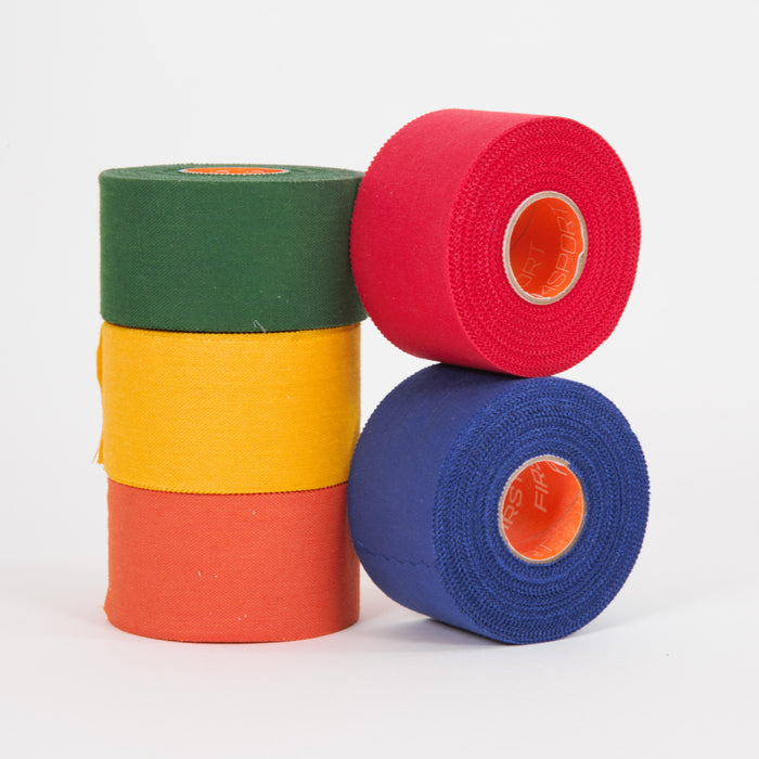 Coloured Cloth Grip Tape red blue orang yellow green