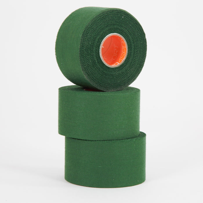 green cloth grip tape