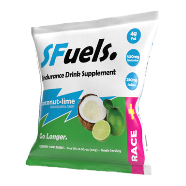 SFuels Race+ Coconut & Lime