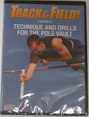 Technique and Drills for the Pole Vault DVD
