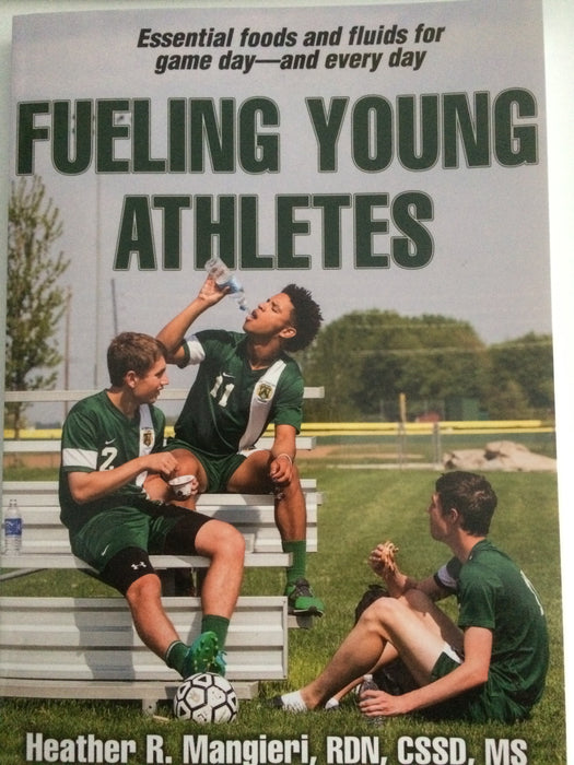 Fueling Young Athletes - Mangieri