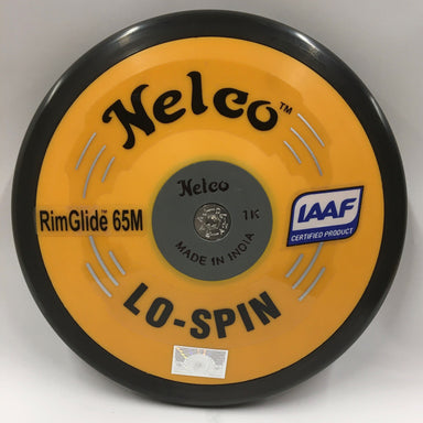 Nelco RimGlide discus Lo-Spin 65m rating