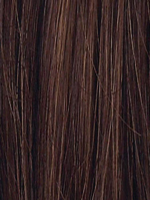 CHOCOLATE MIX 830..6 | Medium to Dark Brown base with Light Reddish Brown highlights