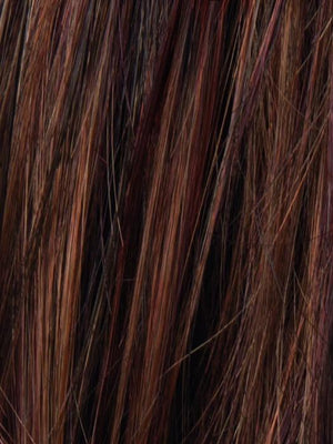 HOT CHOCOLATE MIX 33.30.6 | Medium Brown, Reddish Brown, and Light Auburn blend