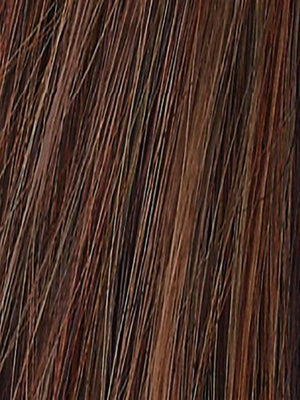 MOCCA-MIX  830.27| Medium Brown, Light Brown, and Light Auburn blend