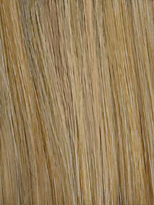 SANDY BLONDE MIX 20.26.16| Medium Honey Blonde, Light Ash Blonde, and Lightest Reddish Brown blend