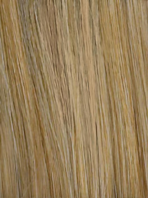 SANDY BLONDE MIX 20.26.16 | Medium Honey Blonde, Light Ash Blonde, and Lightest Reddish Brown blend