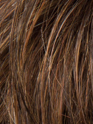 MOCCA ROOTED - 830.27.33 | Medium Brown, Light Brown, and Light Auburn Blend with Dark Roots