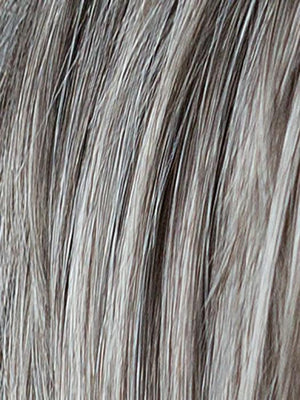 SALT-PEPPER-MIX 51.39 | Light Natural Brown with 75% Gray, Medium Brown with 70% Gray and Pure White Blend