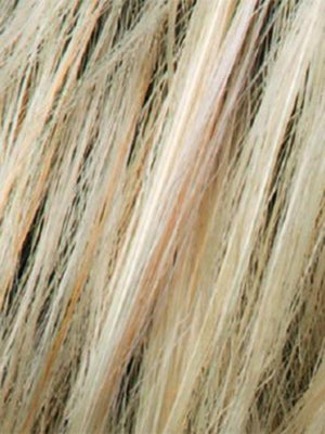 CHAMPAGNE ROOTED 22.16.25 | Light Beige Blonde, Medium Honey Blonde, and Platinum Blonde blend with Dark Roots
