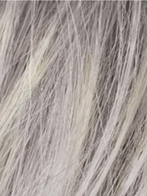 SILVER BLONDE ROOTED - 60.24.101 | Pure silver white blended with light ash blonde