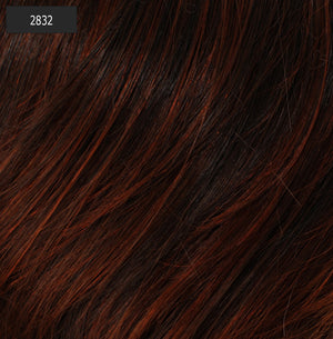TONY OF BEVERLY ENHANCER SYNTHETIC 3/4 WIG