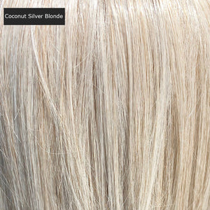 BELLE TRESS COLD BREW CHIC HAND-TIED WIG