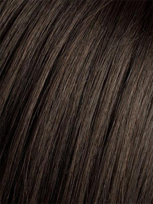 ESPRESSO-MIX 4.6.2 | Darkest Brown base with a blend of Dark Brown and Warm Medium Brown throughout