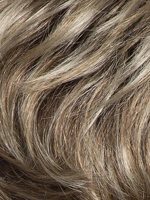 SAND-MULTI-ROOTED 24.14.12 | Lightest Brown and Medium Ash Blonde Blend with Light Brown Roots