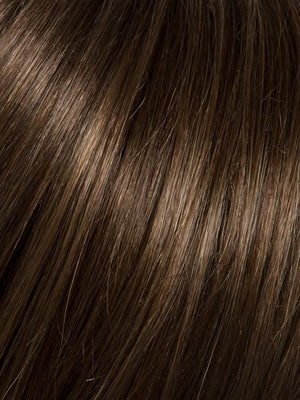 NOUGAT-MIX | Light Brown, Dark Honey Blonde, and Medium to Light Reddish Brown blend