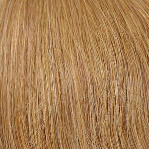 "WIG PRO 9"" ADD ON FALL HUMAN HAIR HAIRPIECE"