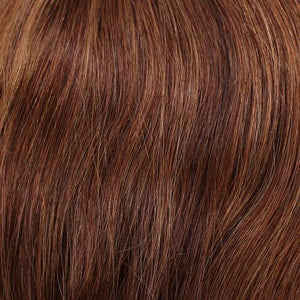 "WIG PRO 12"" ADD ON FALL HUMAN HAIR HAIRPIECE"