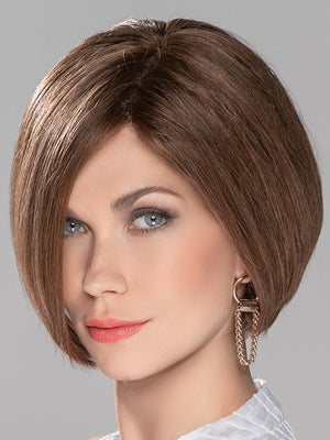 COSMO by ELLEN WILLE in CHOCOLATE MIX | Medium to Dark Base with Light Reddish Brown Highlights