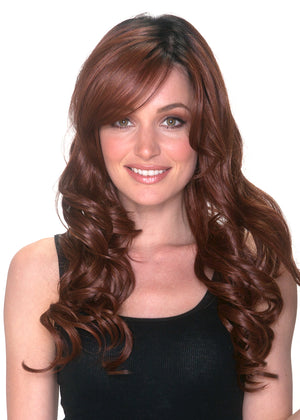 BELLE TRESS PURE HONEY MONOFILAMENT WIG