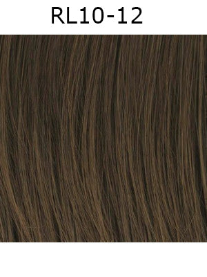 RAQUEL WELCH ON YOUR GAME PARTIAL MONOFILAMENT WIG