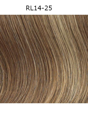 RAQUEL WELCH GOING PLACES PARTIAL MONOFILAMENT WIG