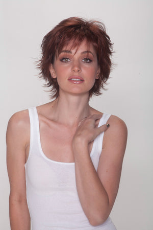 BELLE TRESS SASSY CUT SYNTHETIC WIG