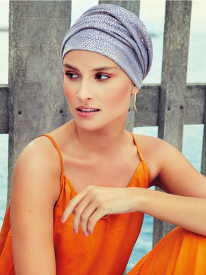 CHRISTINE HEADWEAR ZOYA V TURBAN