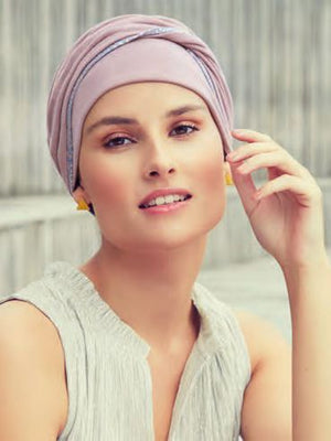 CHRISTINE HEADWEAR EMMY V TURBAN
