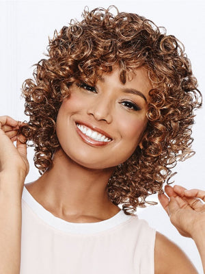GABOR CURL APPEAL LACE FRONT WIG