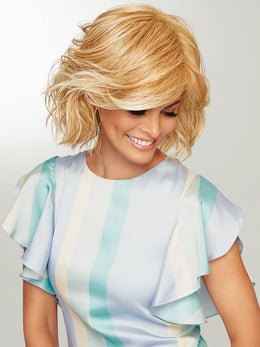 GABOR VISIONARY HEAT-FRIENDLY SYNTHETIC WIG