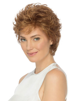 ESTETICA AMBER SYNTHETIC MONOFILAMENT WIG